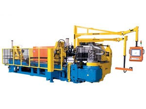 All electric tube bender - Fully electric tube bender