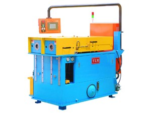 End-forming machine - End-forming machine