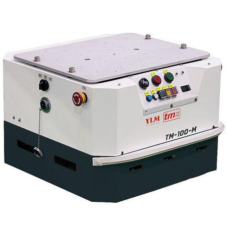YLM Móvel Autônomo Robô - Faixa Magnética - YLM Móvel Autônomo Robô- Trilha magnética