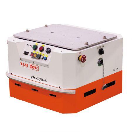 AMR无人化机器人搬运车(光达导引) - YLM AMR无人化机器人搬运车-光达导引