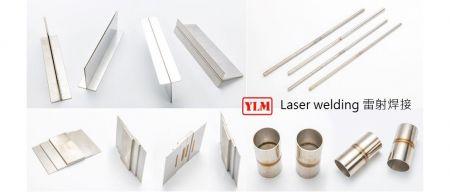 雷射焊接系统 - Ylm laser welding for your reference