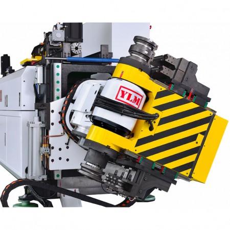 YLM CNC全自动左右旋弯管机