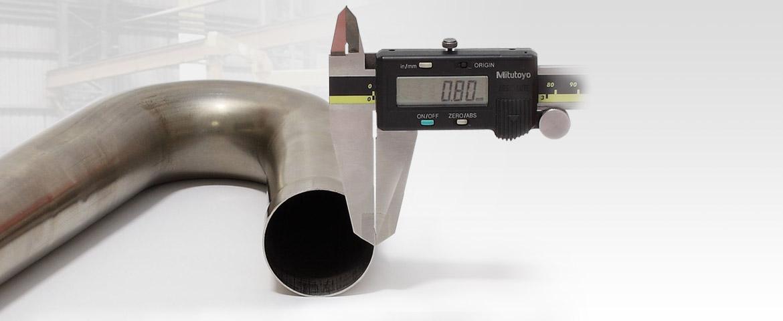 世界级弯管专家-颖汉科技(YLM) 见长于薄壁管1DR工件