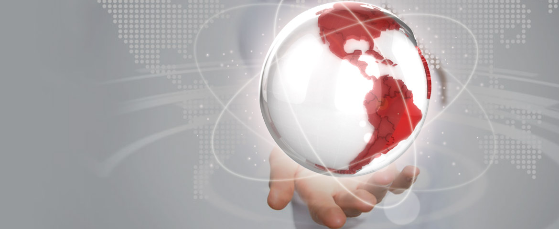 提供全球及时服务 与在地服务