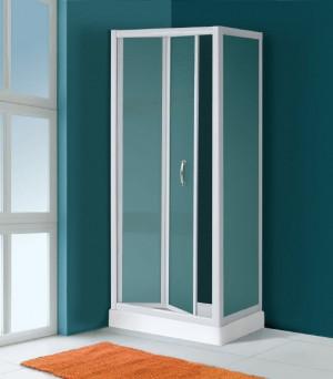 Semi Frameless shower enclosures - A1604. Semi frameless shower enclosures (A1604)