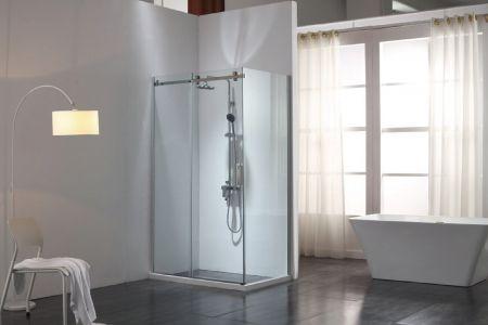 New Big Roller Sliding Door Shower enclosures - .