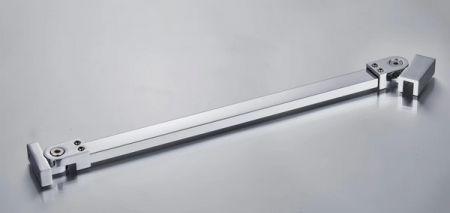 Adjustable angle shower bracket, support bar or support arm to shower enclosures - ASP418. Brackets (ASP418)