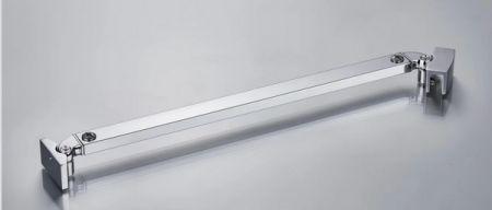 Adjustable angle shower bracket, support bar or support arm to shower enclosures - ASP419. Brackets (ASP419)
