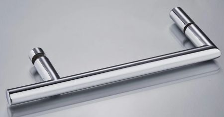 Zinc alloy shower handle with chromed finish to suit your shower enclosures - ASP142. Handles& knobs (ASP142)