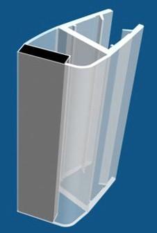 PVC seal & Magnetic seal - ASP502. PVC-seal (ASP502)