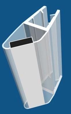PVC seal & Magnetic seal - ASP504. PVC-seal (ASP504)