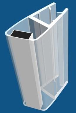 PVC seal & Magnetic seal - ASP506. PVC-seal (ASP506)