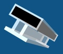 PVC seal & Magnetic seal - ASP508. PVC-seal (ASP508)