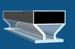 PVC seal & Magnetic seal - ASP509. PVC-seal (ASP509)