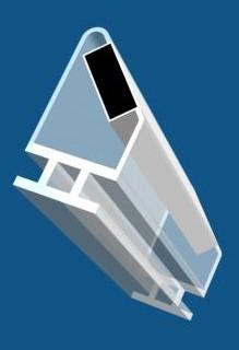 PVC seal & Magnetic seal - ASP510. PVC-seal (ASP510)