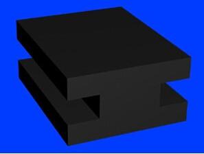 PVC seal & Magnetic seal - ASP514. PVC-seal (ASP514)
