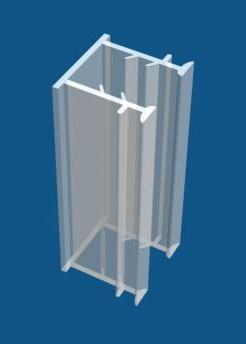 PVC seal & Magnetic seal - ASP517. PVC-seal (ASP517)