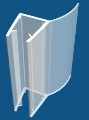PVC seal & Magnetic seal - ASP521. PVC-seal (ASP521)