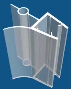 PVC seal & Magnetic seal - ASP522. PVC-seal (ASP522)