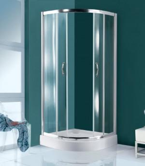 Semi Frameless shower enclosures - A1602. Semi frameless shower enclosures (A1602)