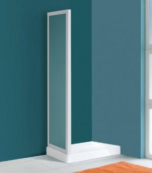 Semi Frameless shower enclosures - A1606. Semi frameless shower enclosures (A1606)