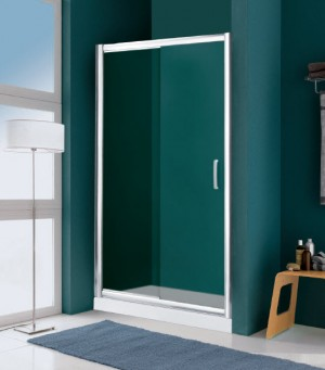 Semi Frameless shower enclosures - A1605. Semi frameless shower enclosures (A1605)