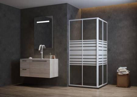 New economic full framed 4mm shower enclosures series - .