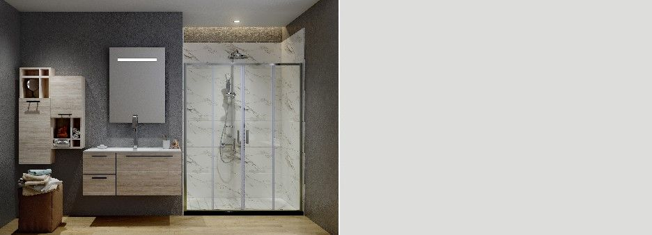 Zen Slim Series Shower enclosures