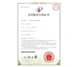 BLED-006 Chinesisches Konstruktionspatent