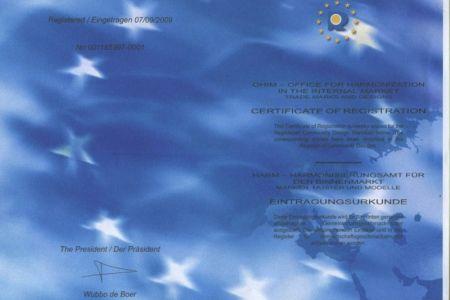 ELED-505 EU-Patent