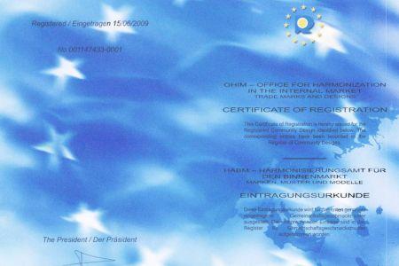 GLED-182 EU-Patent