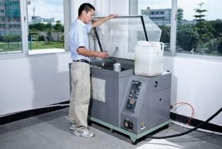 Salt Spary Test Machine (Um den Korrosionsschutzstatus von Metallmaterial zu testen)
