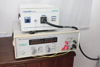 LED Luminous Intensity Meter (To test the bright of LED)