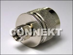 SMA Plug To N Plug Adaptor