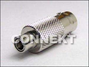 BNC Jack To SMB Plug Adaptor