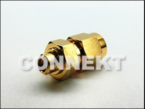 SMA Plug To MMCX Jack Adapter