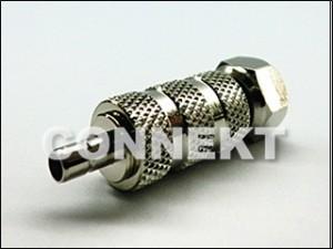 Plugue F para adaptador de conector SMB