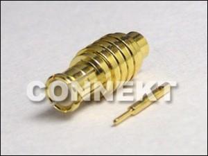 MCX Plug Solder Type