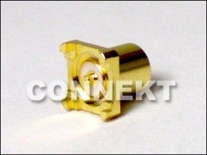 MCX Jack For P.C.B Mount (SMT Type)