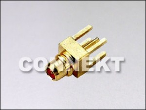 MMCX Plug For P.C.B Mount (4 Legs)