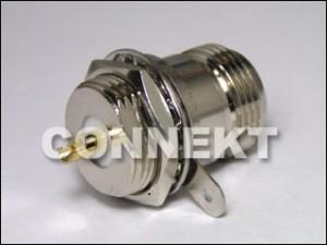 N Jack Bulkhead Connector