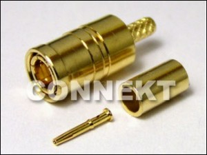 SMB Plug (Crimp)