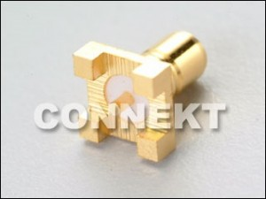 SMB Jack For P.C.B Mount (SMT Type)