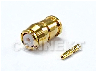 SMP Jack Solder For RG405/ .047 Cable