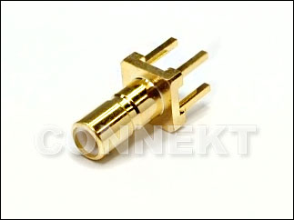 SSMB 50ohm Jack For P.C.B Mount