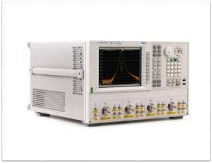 Vector Network Analyzer 10MHz ~ 40GHz (AGILENT)