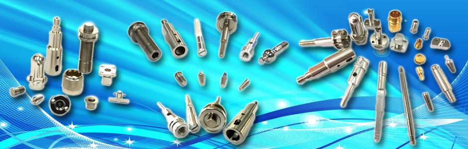Peças para torneamento CNC