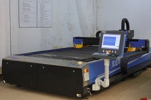 Mospen Purchased New Laser Cutting Machine - . New Laser cutting machine