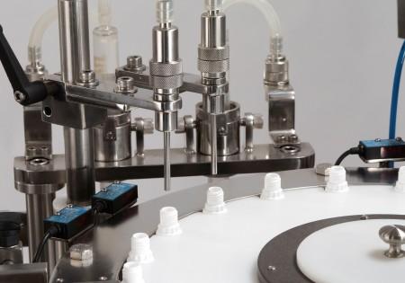 自動液體充填機