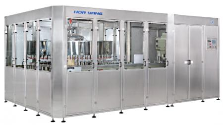 高速自動充填機 - HY-GF24